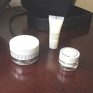 BNWOB Chantecaille deluxe mask & samples